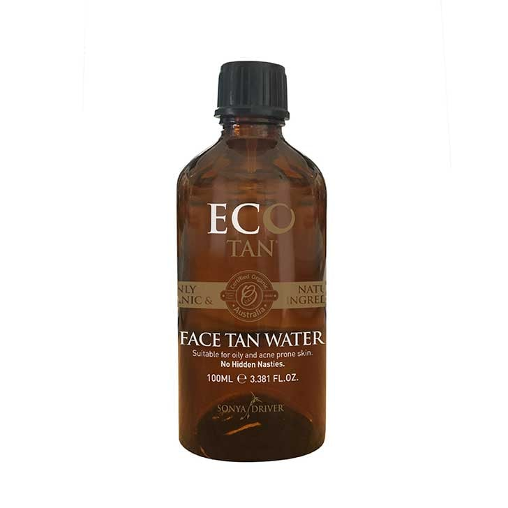 Eco Tan Face Tan Water, $29.95