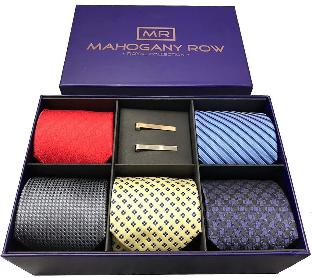 Luxury Men's Necktie Set