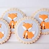 Fox-Themed Baby Shower