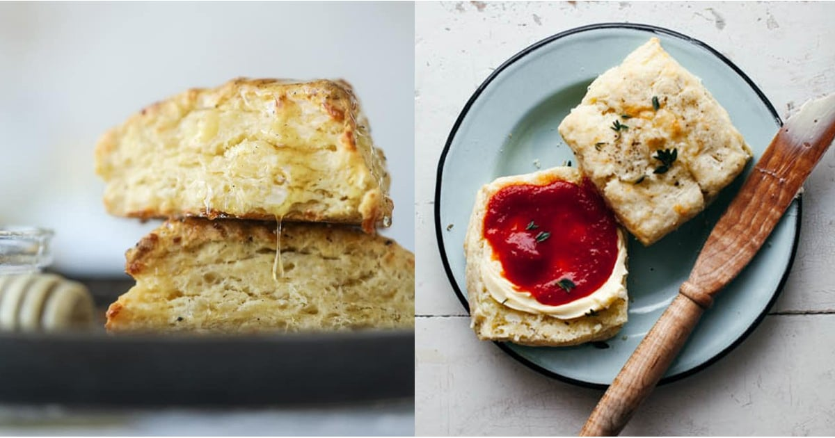 6 Savoury Scone Recipes That Show Up Classic Scones in Every Way