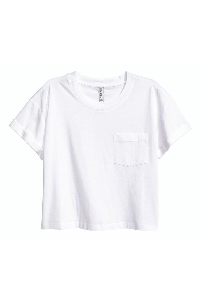 f9f22dc7ccc2da H M Short T-shirt