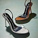 Alexander Wang Women's Nova Slingback High-Heel Sandals Shoes