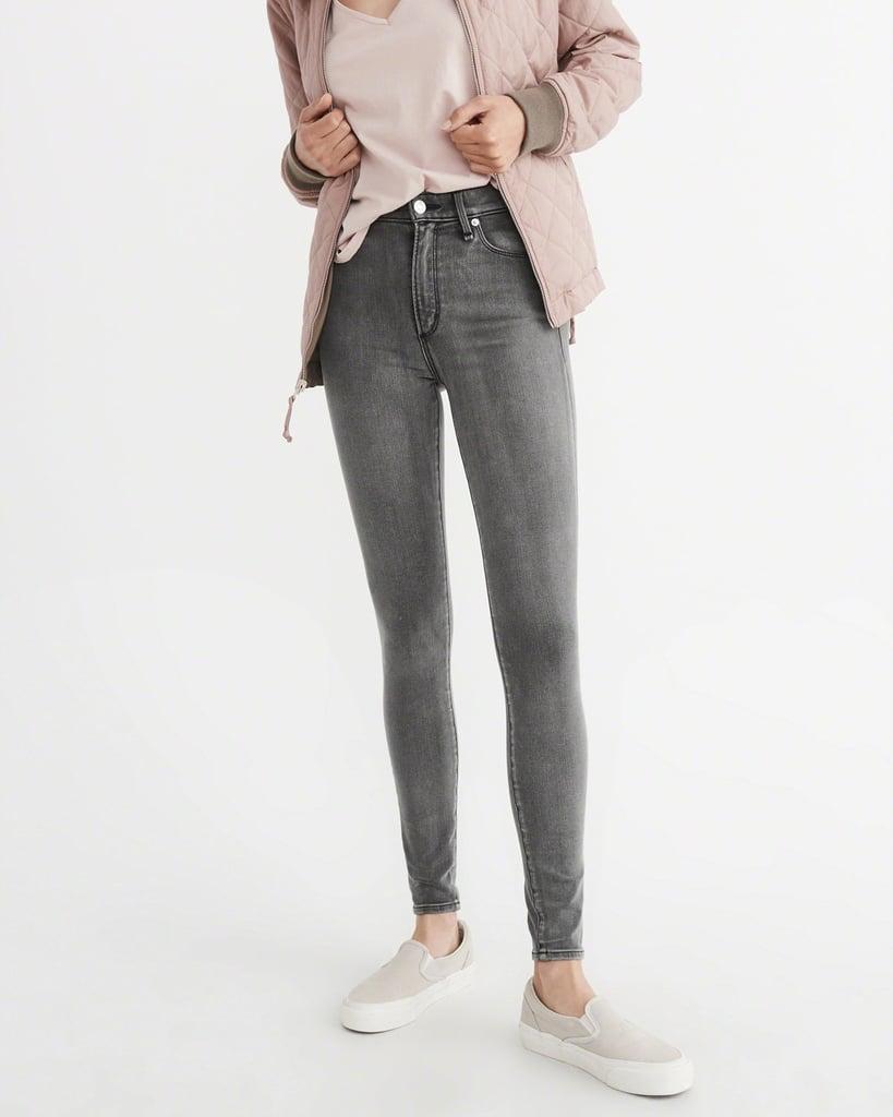 Sculpt High-Rise Super Skinny Jeans Simone ($98)