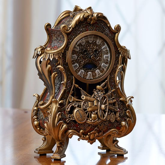 Where to Buy Beauty and the Beast's Clock and Candelabra