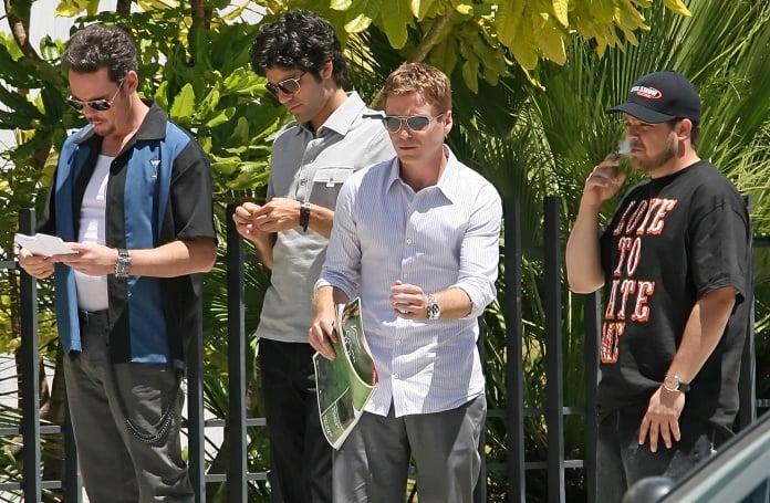 Entourage Boys Still On Set, Ready to Bring More Funny