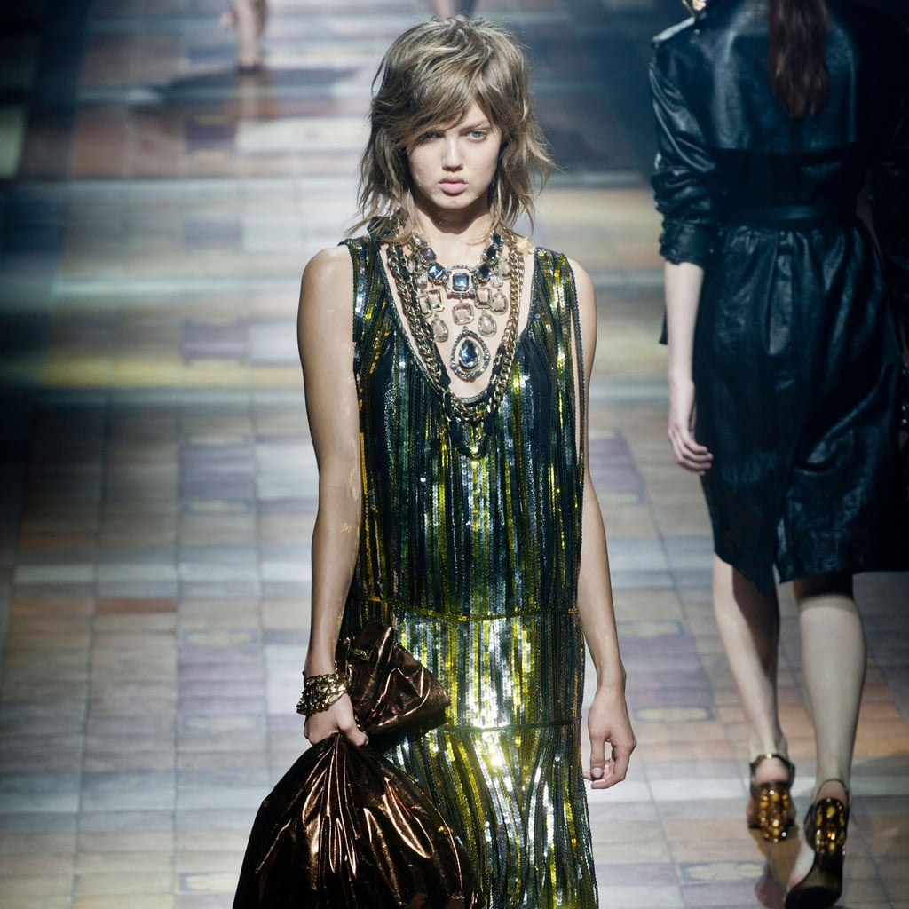 Lanvin Spring 2014: Rise and Shine
