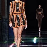 The Balmain Army Debuted Supersexy Spring '16 Looks