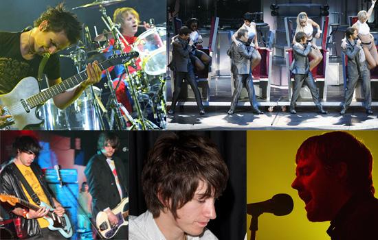 2008 Brit Awards - Best British Live Act Nominees ...