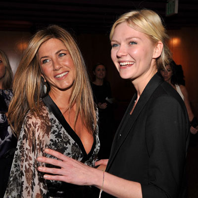 "Kirsten Dunst Look at The Premiere of The Glamour ""Reel Moments"""