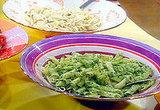 Pasta Bar with Three Sauces