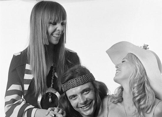 Unique fringe — 1970.<br />
