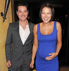 Emma Willis Gives Birth To A Baby Girl Husband Matt Willis Tweets About Newborn Isabelle Catherine Willis Popsugar Celebrity Uk
