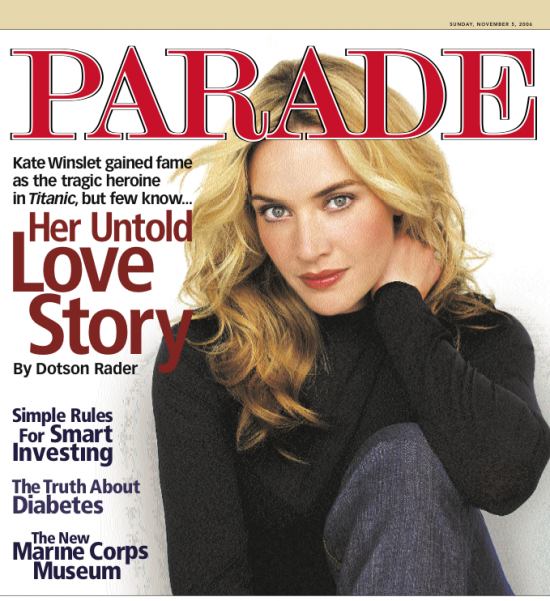 Kate Winslet Parade